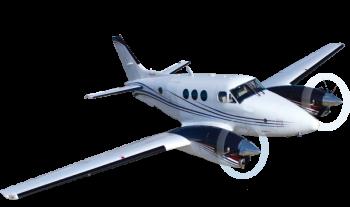kingair_C90-1